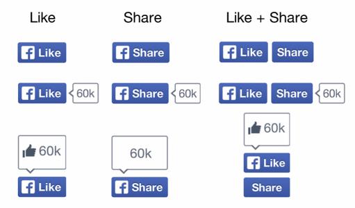 Nuevo Like de Facebook