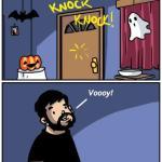 Internet Explorer en Halloween