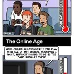 La evolución de nuestra diversión en los juegos multijugador