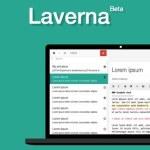 Laverna: Tomar notas anónimamente y almacenarlas encriptadas