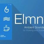 Elmnts: Extensión de Chrome con sonidos ambientales para trabajar o estudiar