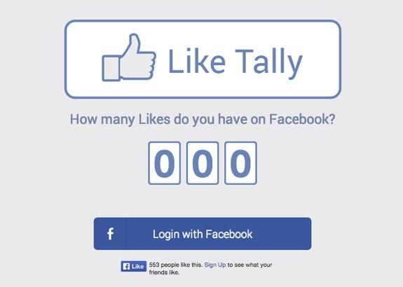 Like Tally