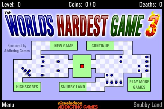 The Worlds Hardest Game 3