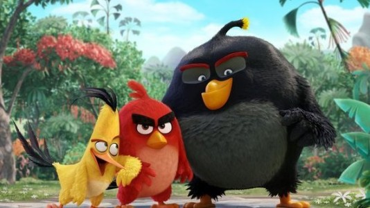 angry birds la pelicula