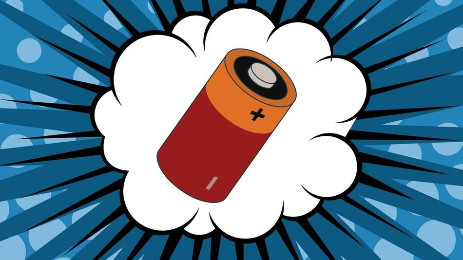 super bateria