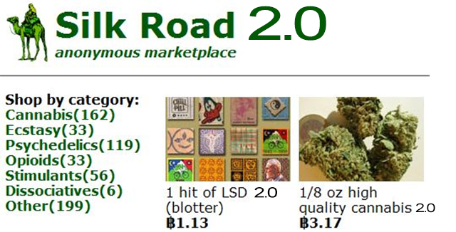 silk road 20