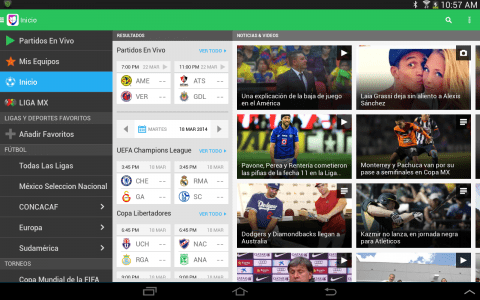 app univision deportes