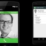 WhatsApp está por lanzar la función de llamadas