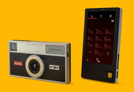smartphone de kodak