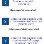 14 trucos para buscar mejor en Google
