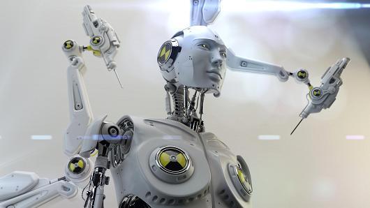 robots van a robar trabajo