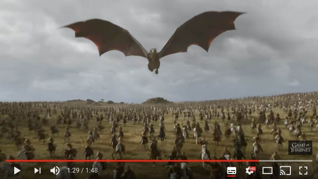 Tráiler oficial de Game of Thrones temporada 7