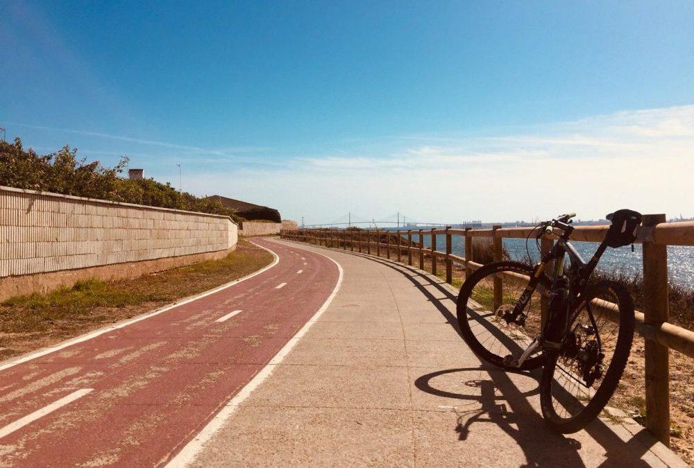 Ruta en bici por El Puerto