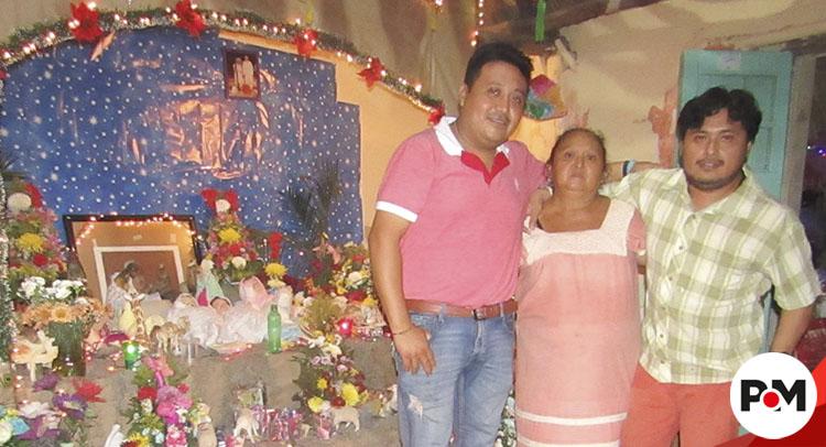 La Familia Chablé celebra 50 años de veranear al niño Dios