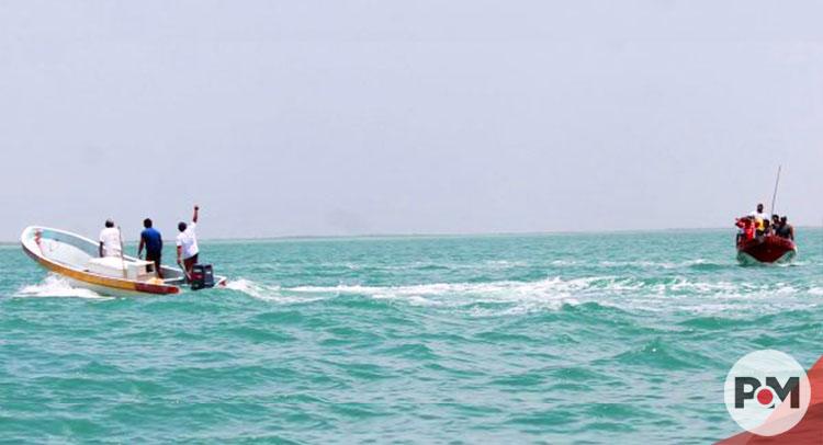 Pescadores sisaleños extraviados en altamar se salvan de la muerte