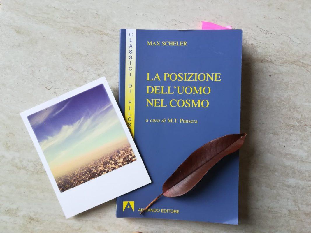 La posizione dell'uomo nel cosmo di Max Scheler
