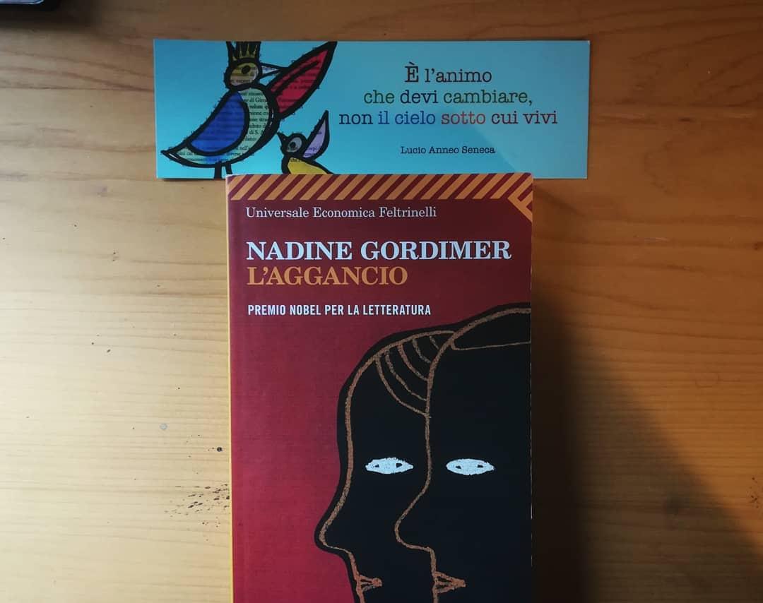 L'aggancio di Nadine Gordimer