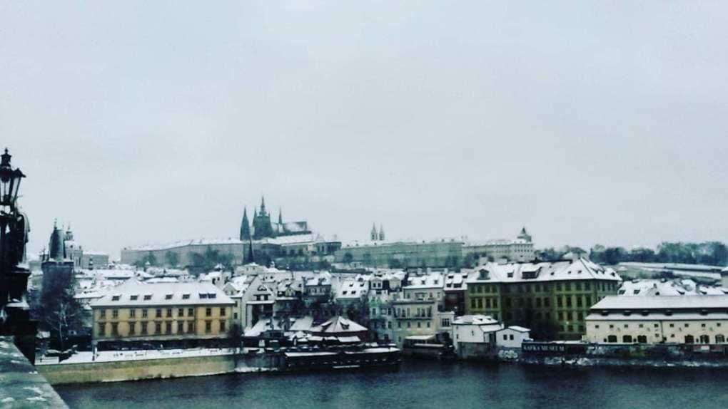 Praga, università