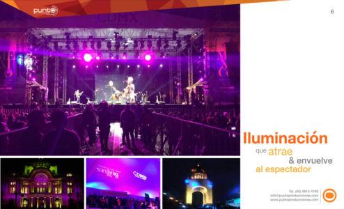 7 Book Audio Dj Iluminacion Punto Producciones 2017 Baja6