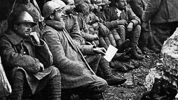 """Stasera in TV: """"I diari della Grande Guerra"""". La ribellione"""