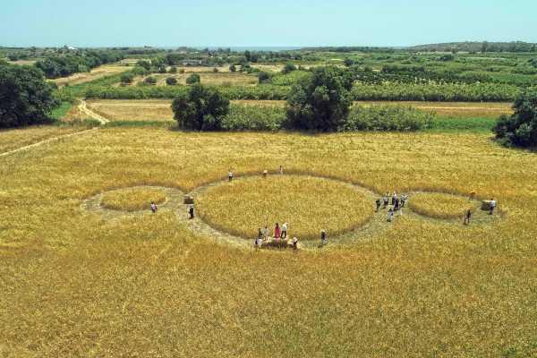 """Nasce a Noto il Parco dell'anima: sviluppo sostenibile, cultura e arte contemporanea """"en plein air"""""""
