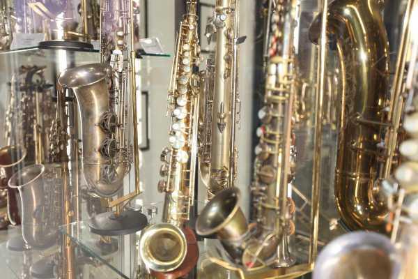 Riprendono i concerti al MUSEO DEL SAXOFONO!