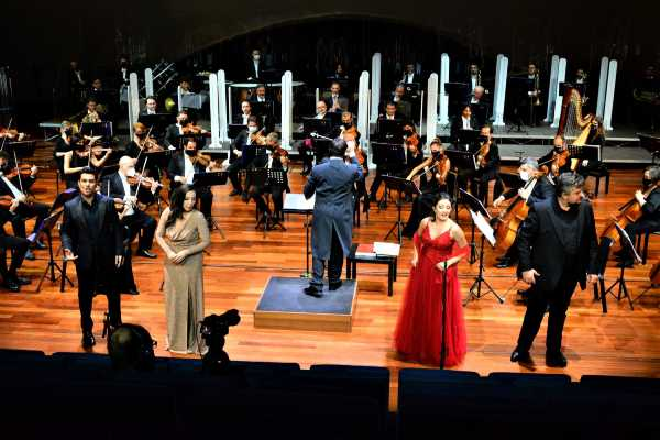 RAVELLO FESTIVAL, NATALE IN STREAMING: il 2 gennaio il Concerto per il Nuovo anno
