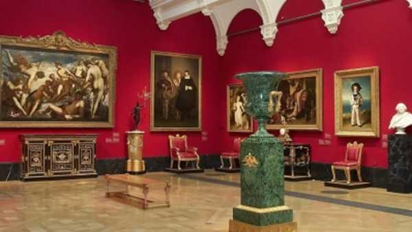 Oggi in TV: Arte, passione & potere - Con Rai5 (canale 23) alla Royal Collection