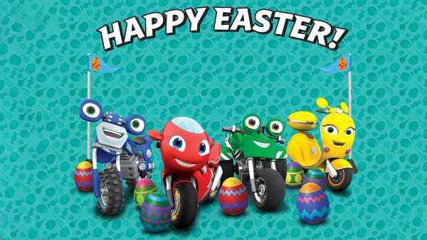 Oggi in TV: Con Rai Ragazzi Pasqua è più bella - Su Rai Yoyo e Rai Gulp tanti cartoni, film e anteprime
