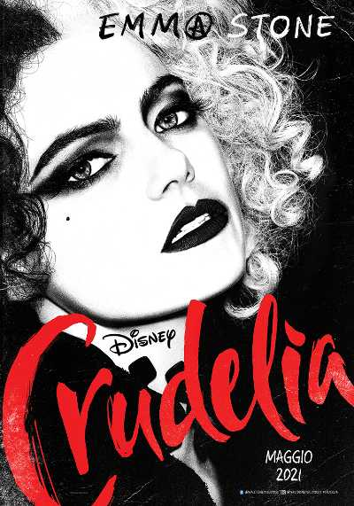 CRUDELIA - Il nuovo trailer del film con EMMA STONE ed EMMA THOMPSON