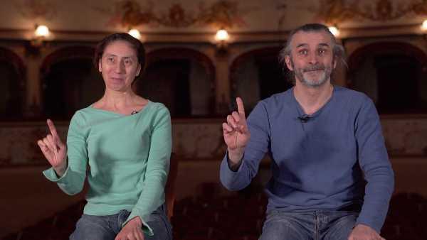 TEATRO RAGAZZI - Finalmente a teatro! Ssu Youtube sei racconti per le famiglie e i più piccoli alla scoperta del teatro e delle sue storie