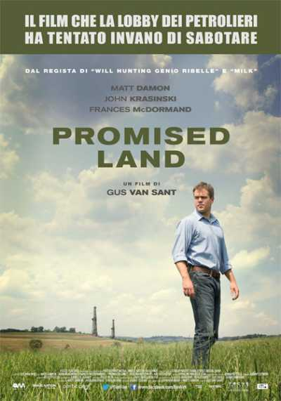 "Il film del giorno: ""Promised Land"" (su TV 2000)"