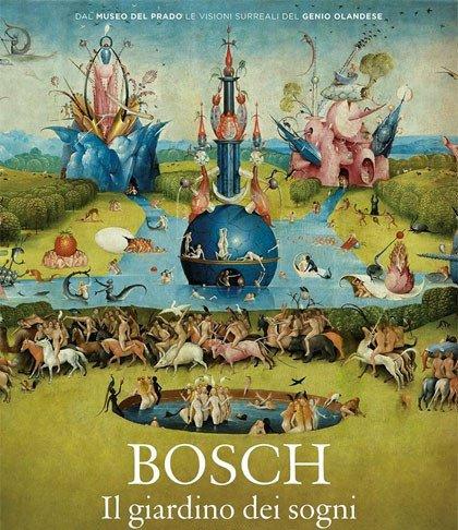 """Visioni: """"Bosh. Il giardino dei sogni."""" - Tutto il mondo conosciuto e quello immaginato - Nexo Plus"""