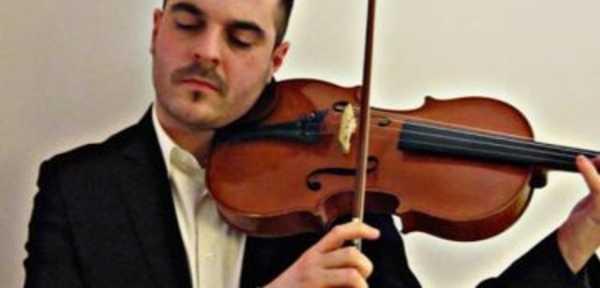 Un giovane violista con un programma visionario sulla web tv di Divertimento Ensemble