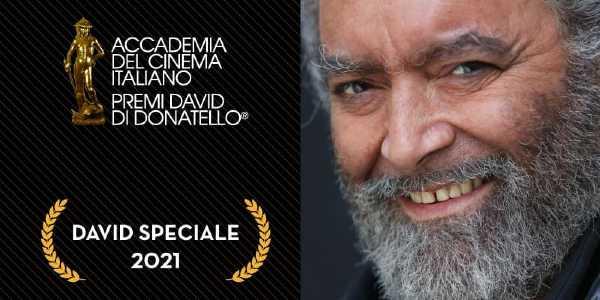 Premi David di Donatello - David Speciale 2021 a Diego Abatantuono