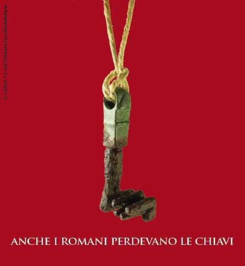 Anche i Romani perdevano le chiavi