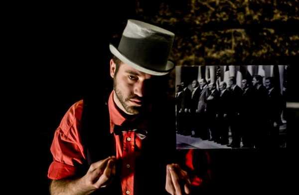 """Stasera in scena """"GiOtto"""" a Trieste: Giuseppe Provinzano racconta la tragedia che vent'anni fa esatti sconvolse il mondo"""