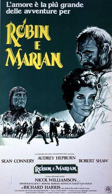 """Il film del giorno: """"Robin e Marian"""" (su La7D)"""
