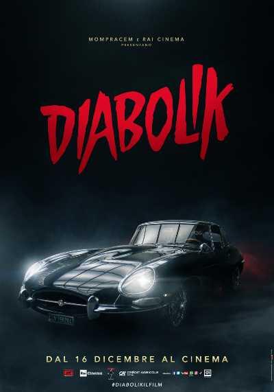Ecco il trailer di DIABOLIK, l'atteso film firmato Manetti bros.