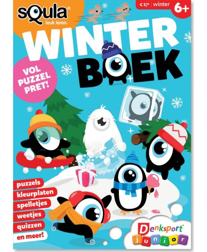 Kleurplaten Yasmine.Review Squla Winterboek Denksport Junior Puntsgewijs