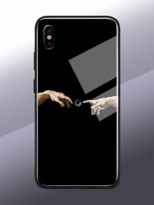 Royles art silicon Iphone X casing