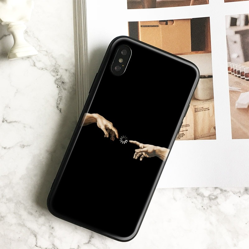 Royles art silicon Iphone X casing 12