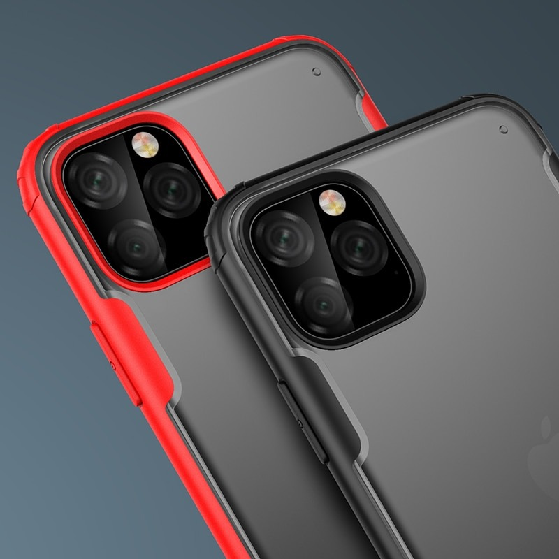 All New Apple iPhone 11 Soft Silicone Shockproof Case 1