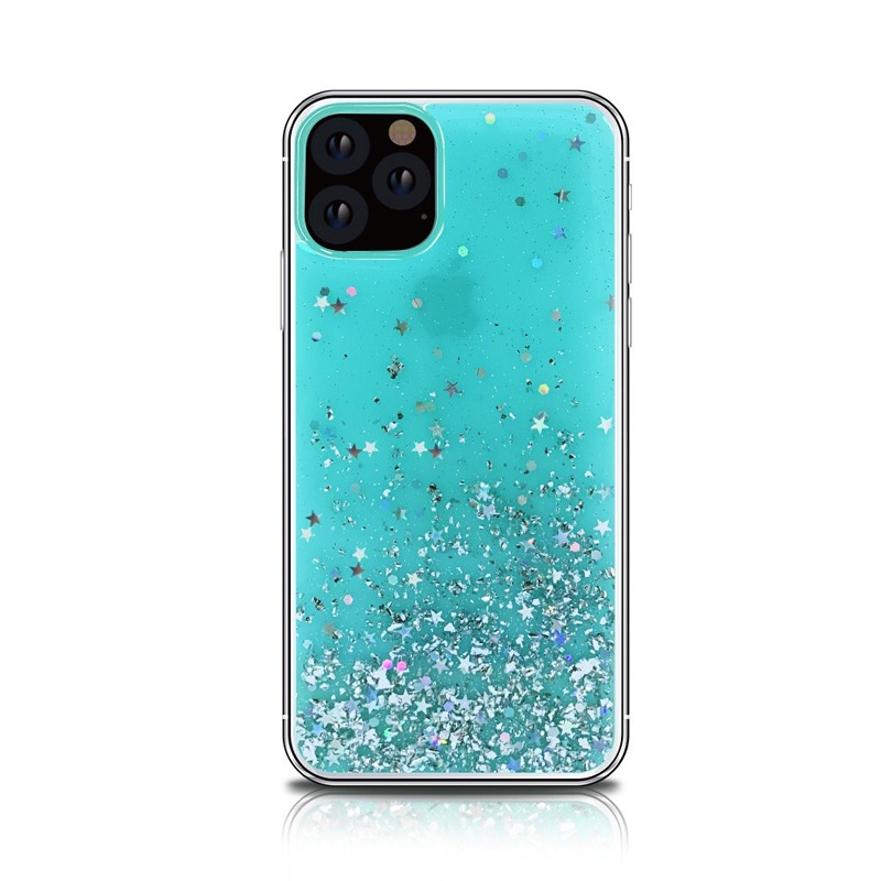 Bling Silicon Apple iphone 11 Case Transparent Protective Cover 4