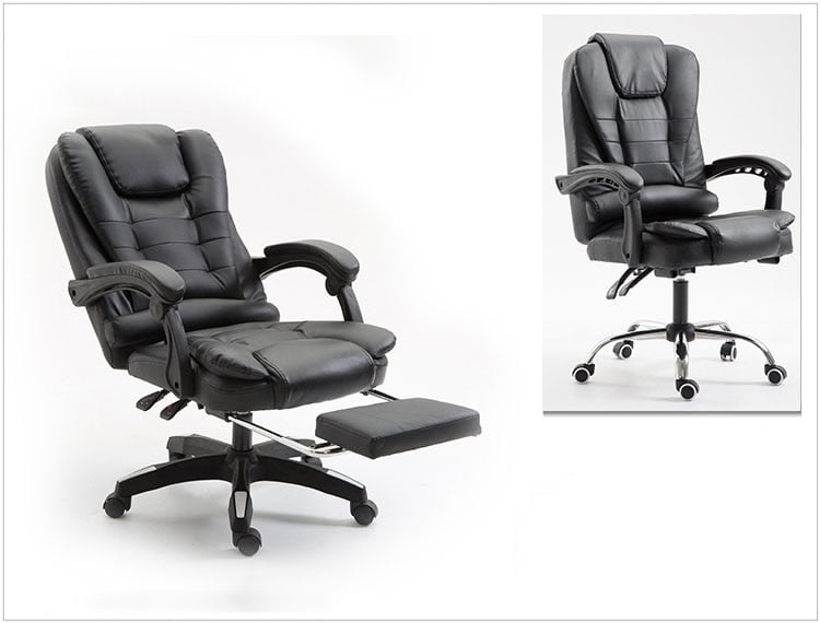 High Quality Leather Ergonomic Gaming Chair With USB 21