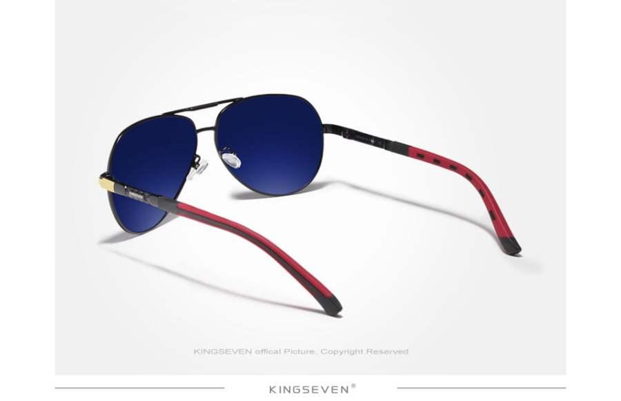 Aluminum Polarized Sunglasses Eyeglasses 23