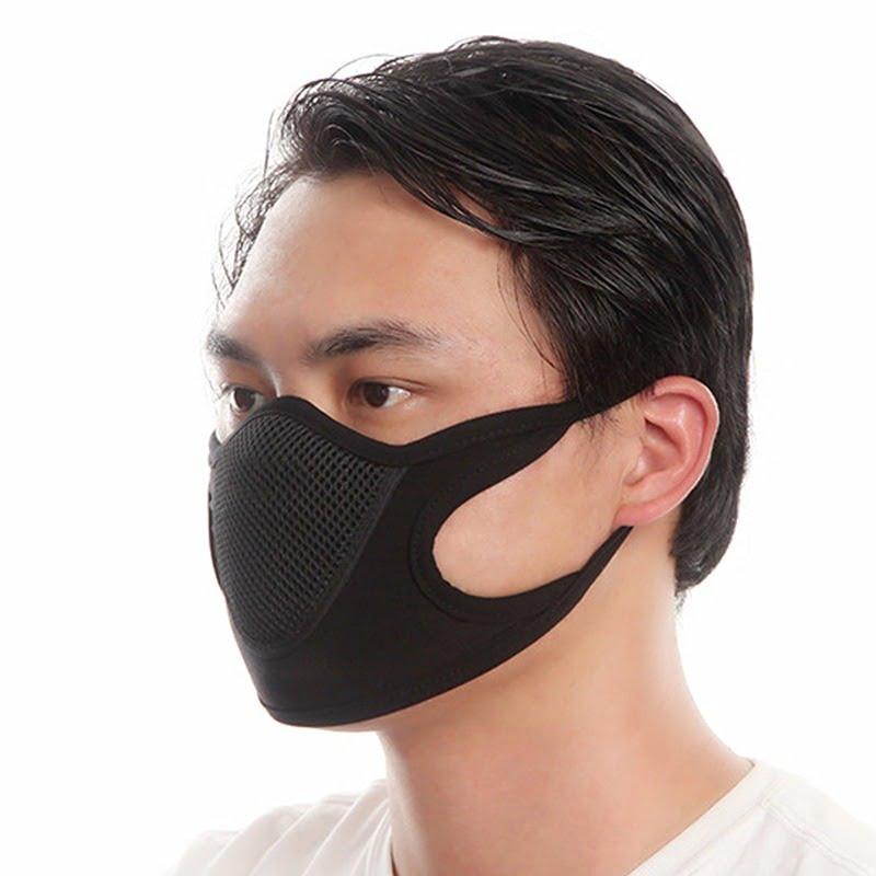 Excellent Anti Virus Hazeproof Multipurpose Face Mask  3