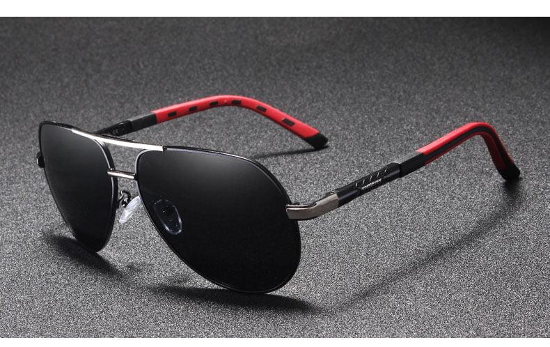Aluminum Polarized Sunglasses Eyeglasses 29