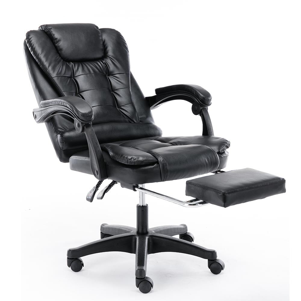 Presale High quality computer gaming chair Ergonomic office Chair Internet Household Reclining leather staff swivel game Chair 2