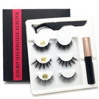 Waterproof Magnetic Eyelashes Extension 1